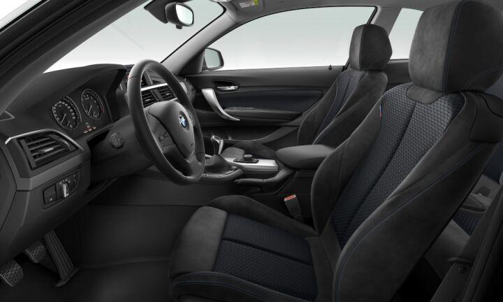 Vista Interior derecha del BMW Serie 2 220i Coupe