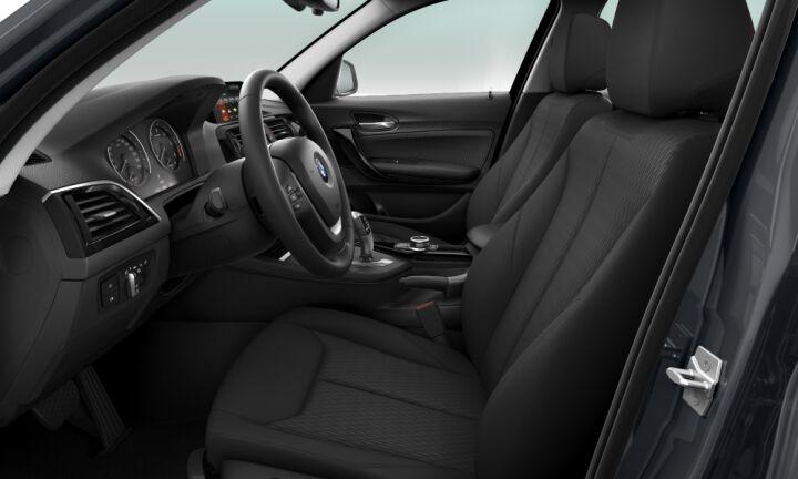 Vista Interior derecha del BMW Serie 1 118d 110 kW (150 CV)