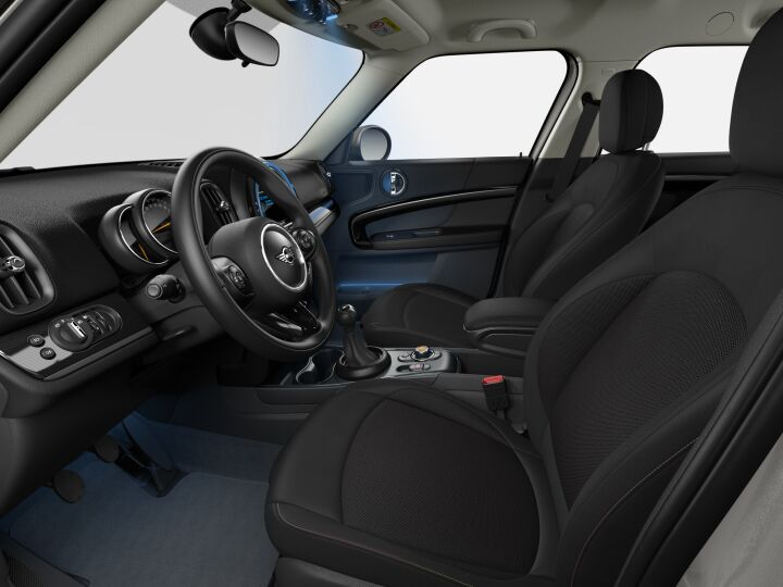 Vista Interior derecha del MINI Countryman One D 85 kW (116 CV)
