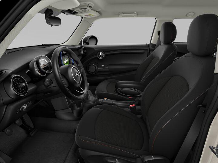 Vista Interior derecha del MINI 3 Puertas ONE FIRST 55 kW (75 CV)