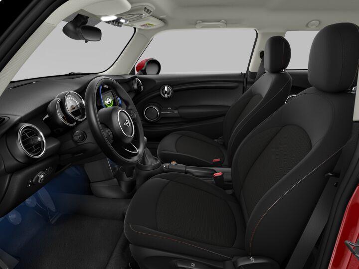 Vista Interior derecha del MINI 3 Puertas ONE 75 kW (102 CV)