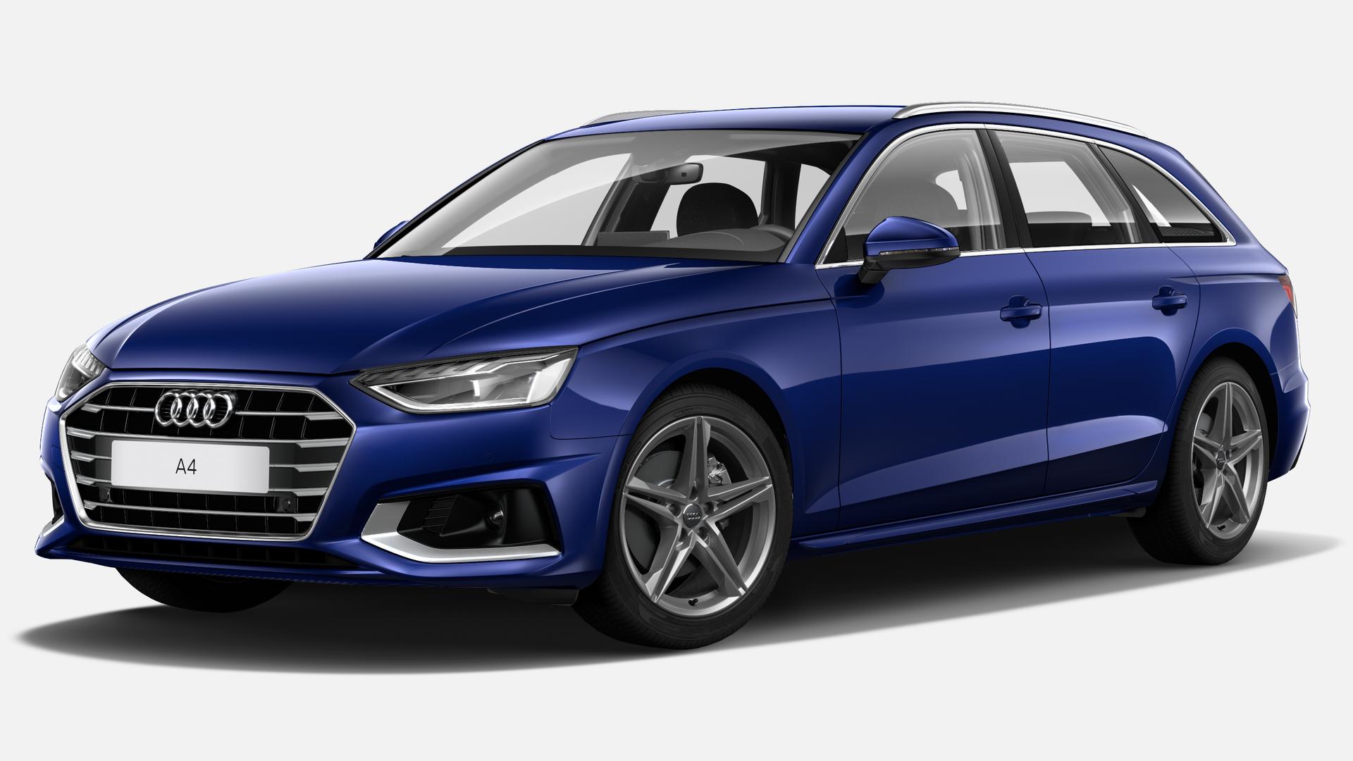 Foto 1 Audi A4 Avant 35 TFSI Advanced S tronic 110 kW (150 CV)
