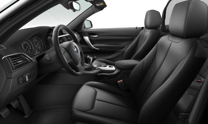Vista Interior derecha del BMW Serie 2 M240i Cabrio