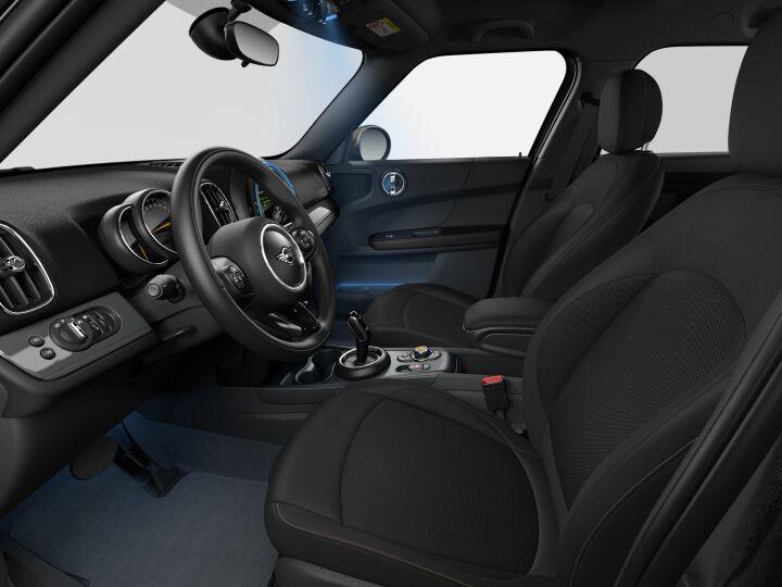Vista Interior derecha del MINI Countryman One D 85 kW (116 CV)