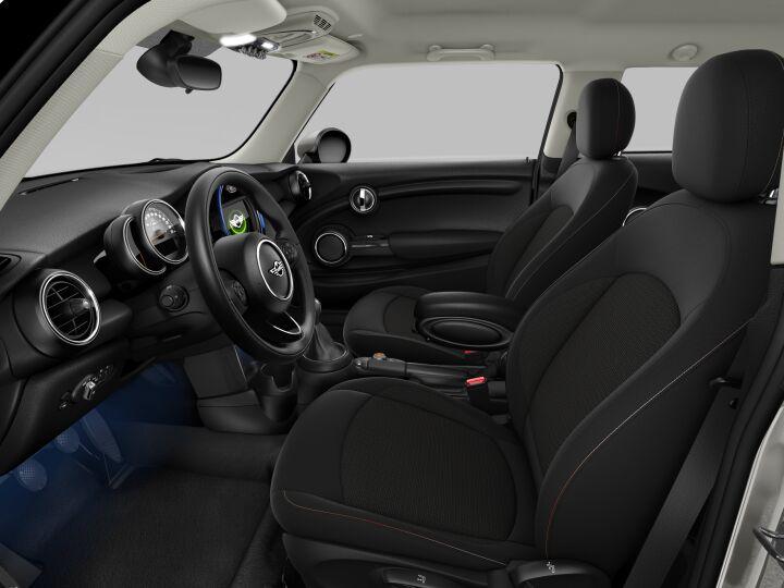 Vista Interior derecha del MINI 3 Puertas One D 70 kW (95 CV)