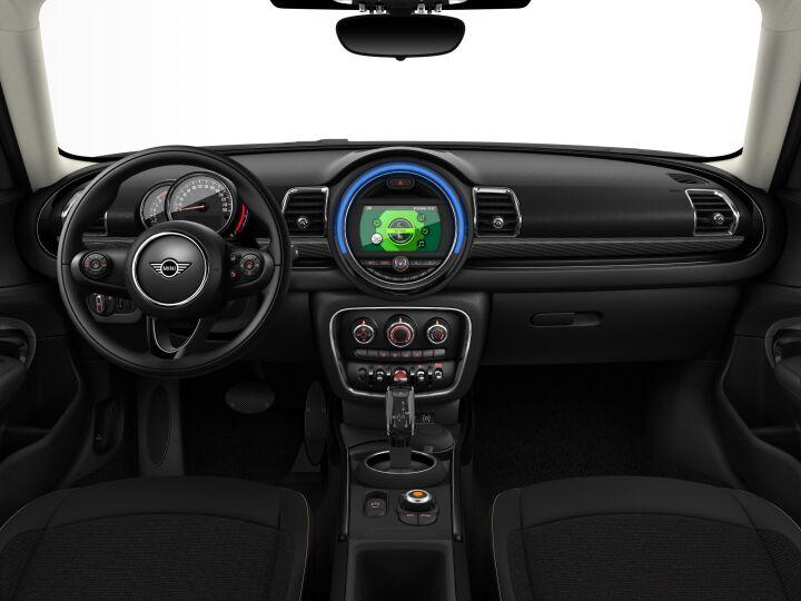 Vista Interior delantera del MINI Clubman Cooper 100 kW (136 CV)