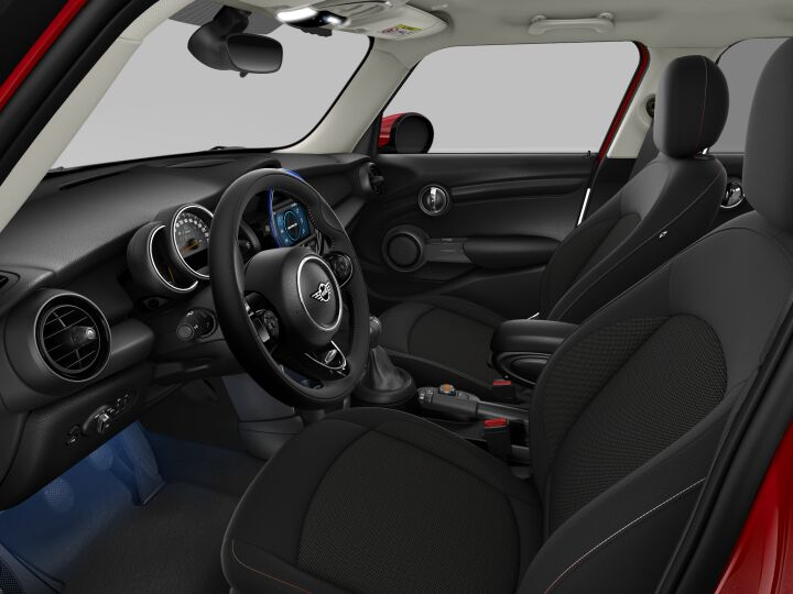 Vista Interior derecha del MINI 5 Puertas One  75 kW (102 CV)