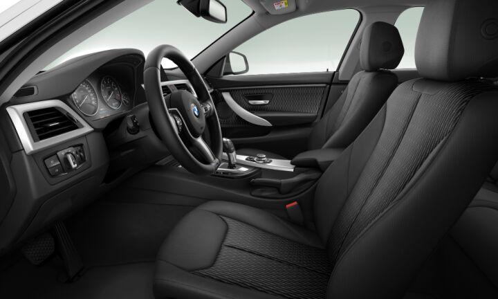 Vista Interior derecha del BMW Serie 4 420i Gran Coupe 135 kW (184 CV)
