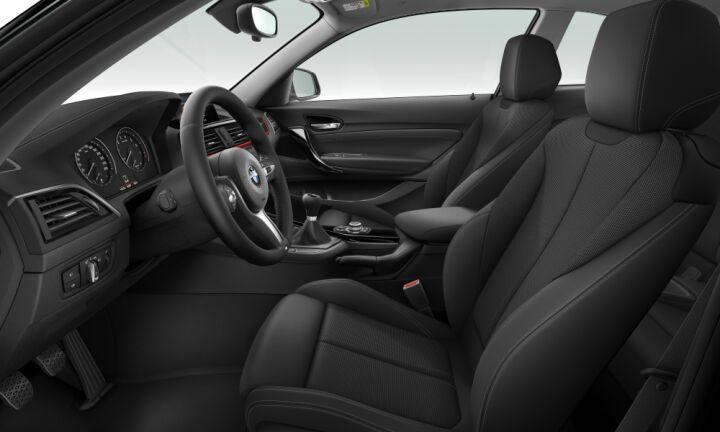 Vista Interior derecha del BMW Serie 2 218i Coupe
