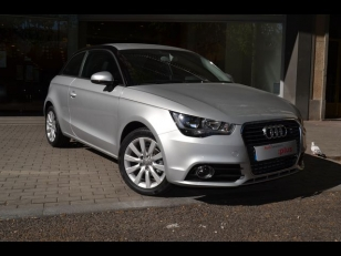 Audi A1 1.6 TDI Attraction 66 kW (90 CV)  de ocasion en Madrid