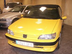 Peugeot 306 CABRIO 1.6i 65kW (90CV)  de ocasion en Valencia
