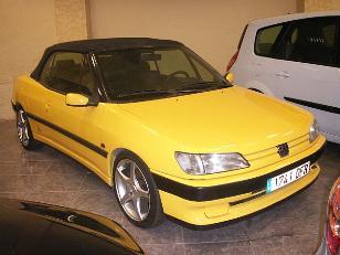 Foto 2 de Peugeot 306 CABRIO 1.6i 65kW (90CV)
