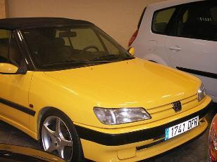 Foto 4 de Peugeot 306 CABRIO 1.6i 65kW (90CV)