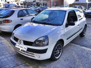 Foto 2 de Renault Clio 1.5 dCi Authentique 48kW (65CV)