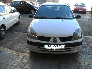Foto 4 de Renault Clio 1.5 dCi Authentique 48kW (65CV)