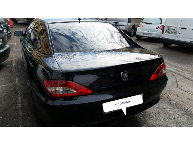 Foto 4 Peugeot 406 Coupe 2.2 HDI Pack 98kW (136CV)