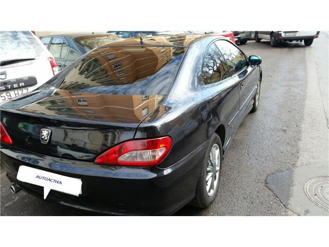 foto 2 del Peugeot 406 Coupe 2.2 HDI Pack 98kW (136CV)