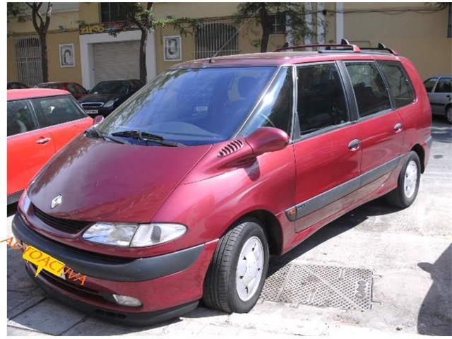 Renault espace 2 2 dt rt 115cv segunda mano por 3000 for Ventanales segunda mano valencia