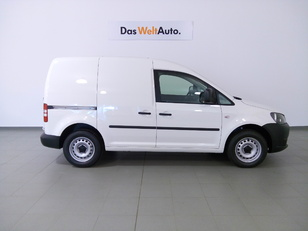 Foto 2 de Volkswagen Caddy 1.6 TDI Furgon PRO 55 kW (75 CV)
