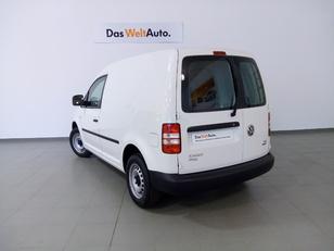 Foto 1 de Volkswagen Caddy Furgon 1.6 TDI PRO 55 kW (75 CV)