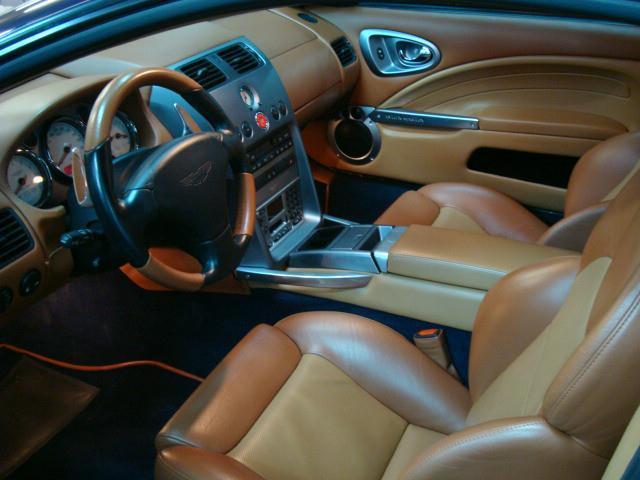 Foto 8 Aston Martin Vanquish 5.9 V12 336kW (457CV)
