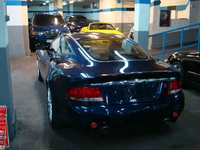 Foto 9 Aston Martin Vanquish 5.9 V12 336kW (457CV)