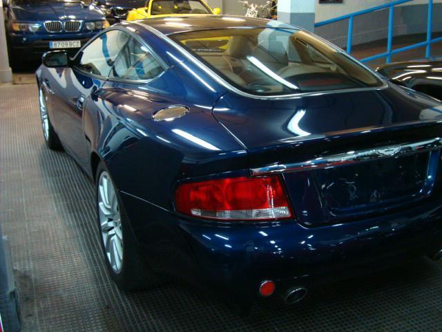 Foto 11 Aston Martin Vanquish 5.9 V12 336kW (457CV)