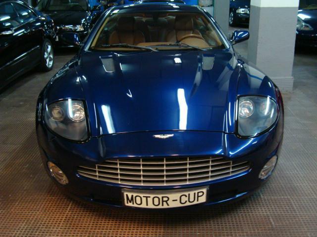 Aston Martin Vanquish 5.9 V12 336kW (457CV)