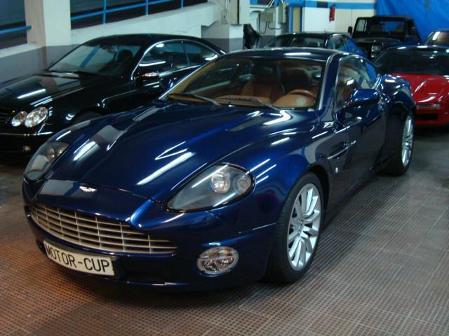 foto 4 del Aston Martin Vanquish 5.9 V12 336kW (457CV)