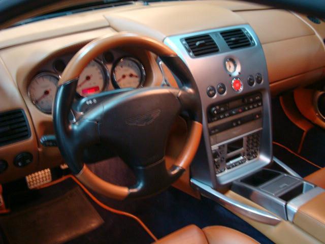foto 5 del Aston Martin Vanquish 5.9 V12 336kW (457CV)