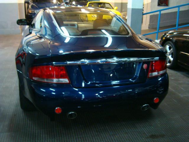 foto 7 del Aston Martin Vanquish 5.9 V12 336kW (457CV)