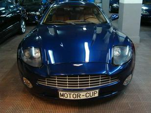 Aston Martin Vanquish 5.9 V12 336kW (457CV)  de ocasion en Madrid
