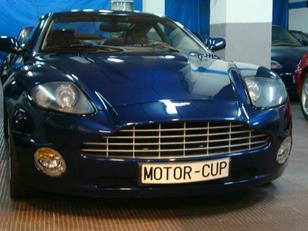 Foto 1 de Aston Martin Vanquish 5.9 V12 336kW (457CV)