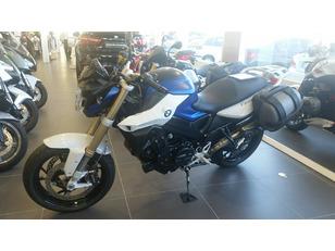 Foto BMW Motorrad F 800 R