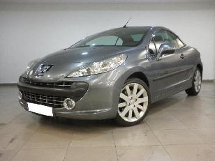 Peugeot 207 CC 1.6 VTi 16v 88 kW (120 CV)  de ocasion en Barcelona