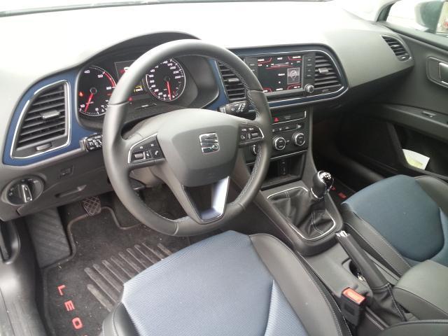 Foto 3 SEAT Leon 1.6 TDI St&Sp Style 81 kW (110 CV)