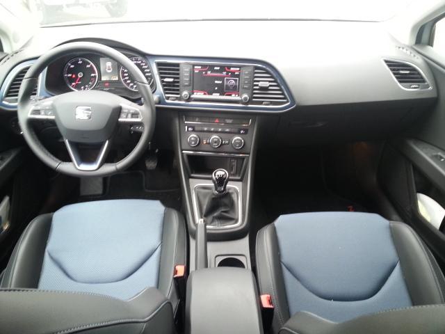 Foto 5 SEAT Leon 1.6 TDI St&Sp Style 81 kW (110 CV)