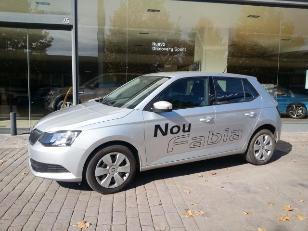 Skoda Fabia 1.0 MPI Ambition 55 kW (75 CV)  de ocasion en Barcelona