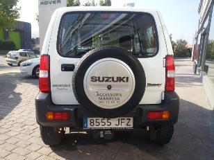 Foto 4 de Suzuki Jimny 1.3 JX 62kW (85CV)