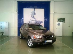 Volvo XC90 2.4 D5 Momentum  7 Asientos 136 kW (185 CV)  de ocasion en Salamanca