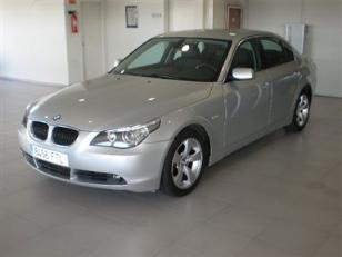 BMW Serie 5 520d 120kW (163CV)  de ocasion en Girona
