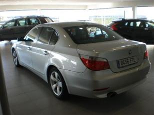 Foto 1 de BMW Serie 5 520d 120kW (163CV)