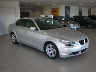 Foto 2 de BMW Serie 5 520d 120kW (163CV)