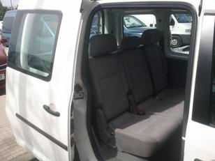 Foto 2 de Volkswagen Caddy 1.9 TDI Kombi 77 kW (105 CV)