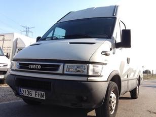 Iveco Daily Furgon 35 S 3000C 85kW (116CV)  de ocasion en Tarragona