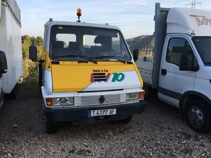 Foto 3 de Grua coches Renault Trucks Messenger B-110.35 78kW (106CV)
