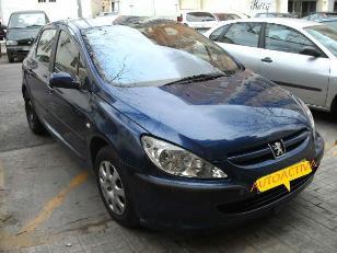 Peugeot 307 2.0 HDI XR 66kW (90CV)  de ocasion en Valencia