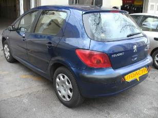 Foto 4 de Peugeot 307 2.0 HDI XR 66kW (90CV)