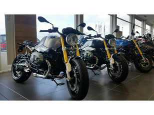 Foto BMW Motorrad R nineT 110 CV