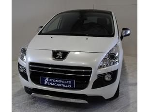 Foto 1 Peugeot 3008 2.0 HYbrid4 147kW (200CV)